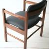 Vintage Teak Desk Chair1