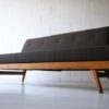 1950s Brown Daybed 1