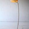 1950s French Brass Floor Lamp