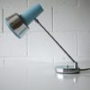 1960s Blue Italian Desk Lamp5