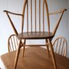 Ercol Dining Table and 6 Chairs4