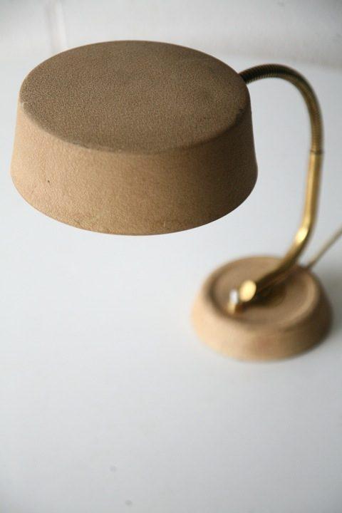 1950s Cream Desk Lamp 2