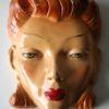 1950s Decorative Chalkware Heads3