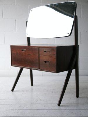 Danish Rosewood Dressing Table