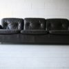 Vintage Brown Leather 3 Seater Sofa by Vatne Mobler1