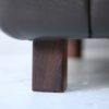 Vintage Brown Leather 3 Seater Sofa by Vatne Mobler4