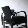 1930s Art Deco Reclining Armchairs 1