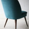 1950s Blue Side Chair by Casala2