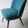 1950s Blue Side Chair by Casala3