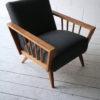 1950s angular armchair1