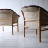 1960s Leather Chairs by G Mobel1