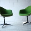Green DAT-1 Desk Chair by Charles Eames for Herman Miller