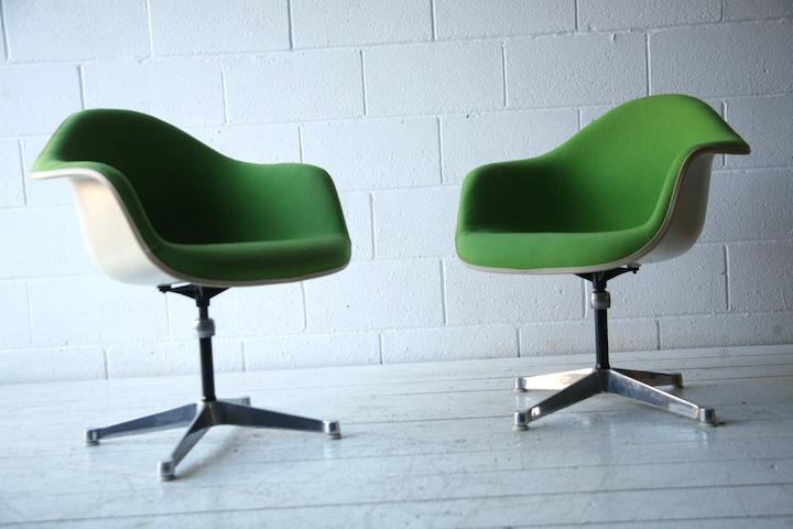 ... Green DAT 1 Desk Chair By Charles Eames For Herman Miller