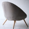 Grey 1950s Side Chair3