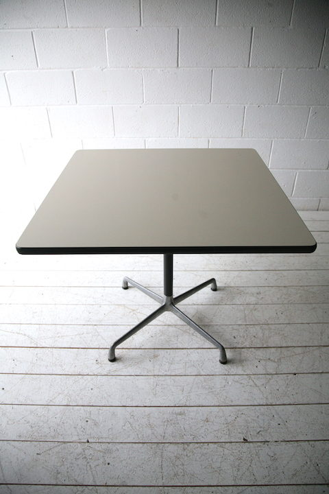 Herman Miller 'Action Office' Square Table