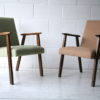 Pair of 1950s Side Chairs1