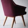 Purple 1950s Side Chair2