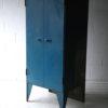 Blue Industrial Bank of Drawers by Milner Safe Co Ltd 6