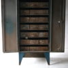 Blue Industrial Bank of Drawers by Milner Safe Co Ltd2