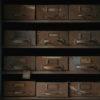 Blue Industrial Bank of Drawers by Milner Safe Co Ltd3