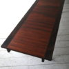 Large 1960s Rosewood Coffee Table by DUX Sweden