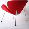 Pair of Orange Slice Chairs by Pierre Paulin for Artifort 3