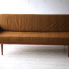 Teak Sofa Designed by Peter Hvidt Denmark 1