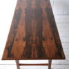 Vintage Rosewood Coffee Table by E.W. Bach