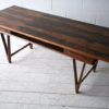 Vintage Rosewood Coffee Table by E.W. Bach1