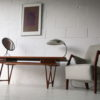 Vintage Rosewood Coffee Table by E.W. Bach3