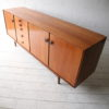 Vintage Teak and Rosewood Sideboard by Designed by Kofod Larsen for G-Plan6