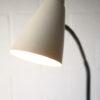 1950s Black & White Floor Lamp2
