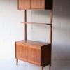 1960s Teak Danish Shelving Unit 1