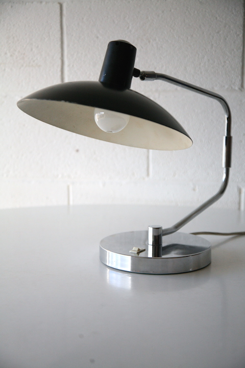 1950s Desk Lamp By Clay Michie For Knoll International
