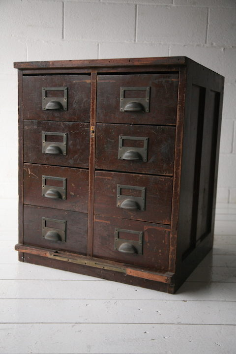 Industrial Chest of Drawers 2