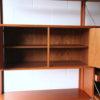 Large Modular Teak Shelving Unit 3