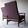 Pair of 1960s Teak Armchairs1