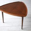 Triangular 1960s Coffee Table