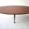 Vintage Burr Walnut Coffee Table 1