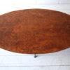 Vintage Burr Walnut Coffee Table 4