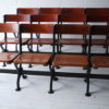 Vintage Church Benches