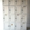 16 Vintage White Pine Cabinets 2