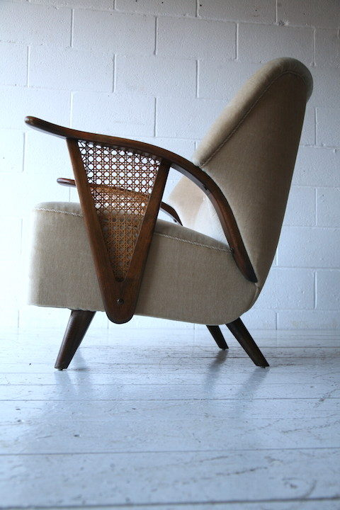 1950s Cocktail Chair 4