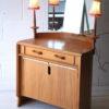 1950s E Gomme Oak Dressing Table 3
