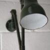 1950s Industrial Mek Elek Wall Lamp 1