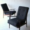 1960s Teak Armchairs by Scandart 1