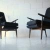 1960s Teak Armchairs by Scandart 4
