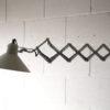 1970s Scissor Wall Lamp 1