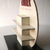 Vintage Cutex Shop Display Cabinet 1