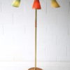 1950s 3 Arm Floor Lamp 3